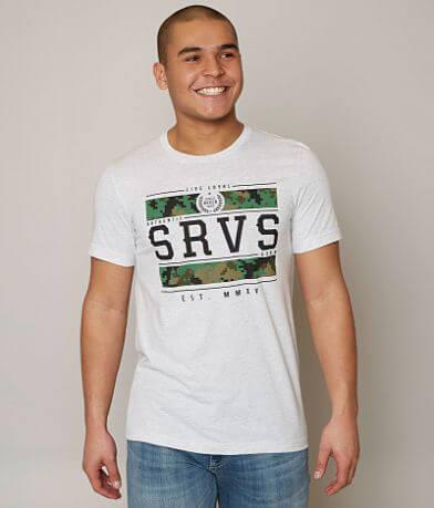 SRVS Loma Crew T-Shirt