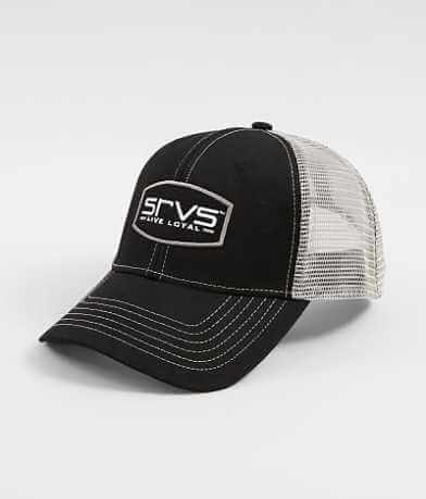 SRVS Fort Benning Trucker Hat