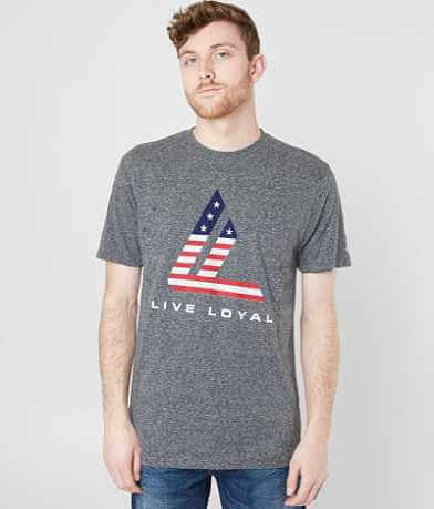 SRVS Loyal Flag T-Shirt