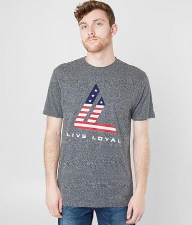 SRVS Loyal Flag T-Shirt