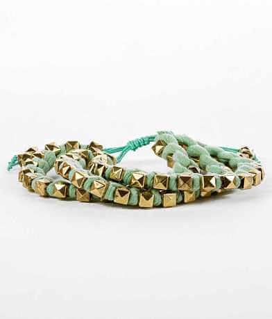 Daytrip Pyramid Stud Bracelet