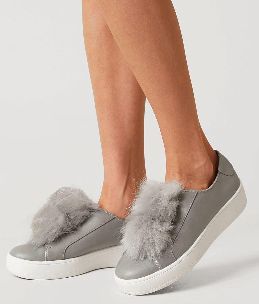 d277dec411f Steve Madden Breeze Leather Shoe - Women s Shoes in Grey