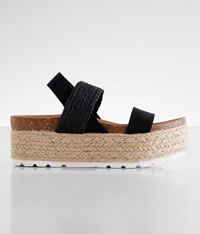 Steve Madden Circa Flatform Sandal front view