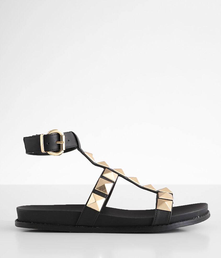 Steve Madden Daft Studded Sandal front view