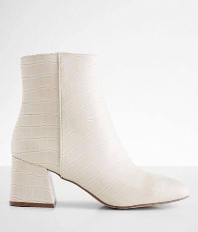 Steve Madden Darma Crocodile Ankle Boot