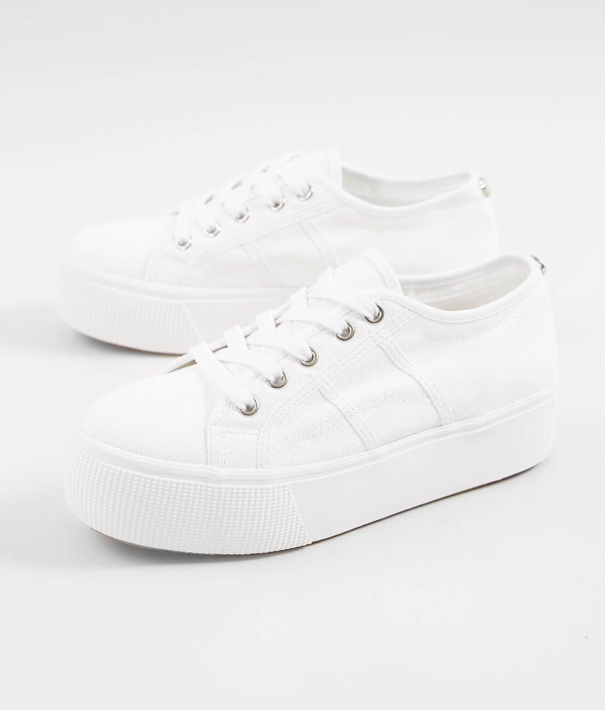 c30209d138 Steve Madden Emmi Platform Shoe - Women's Shoes in White   Buckle