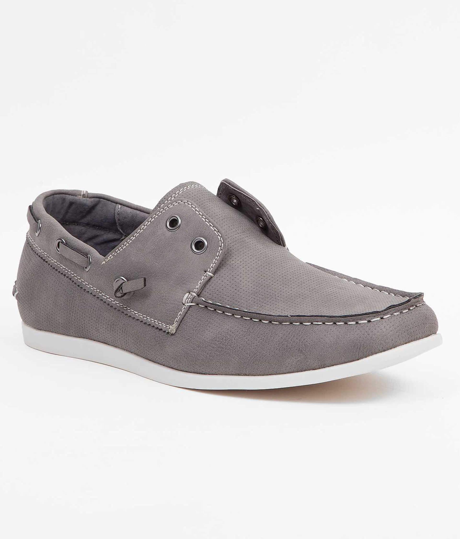 64770987493 Steve Madden Game On Shoe - Men's Shoes in Grey Nubuck | Buckle
