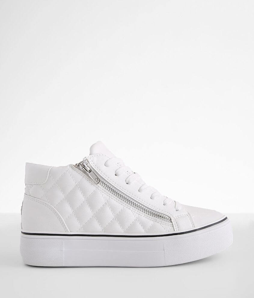 Steve Madden Gryphon High Top Sneaker front view