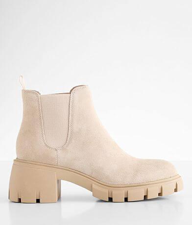 Steve Madden Howler Leather Chelsea Ankle Boot