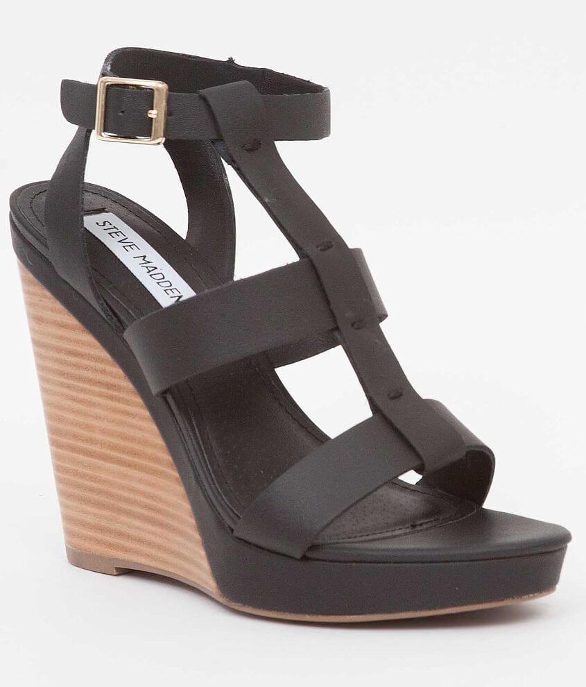 35ecb9189f Steve Madden Iris Sandal - Women's Shoes in Black | Buckle