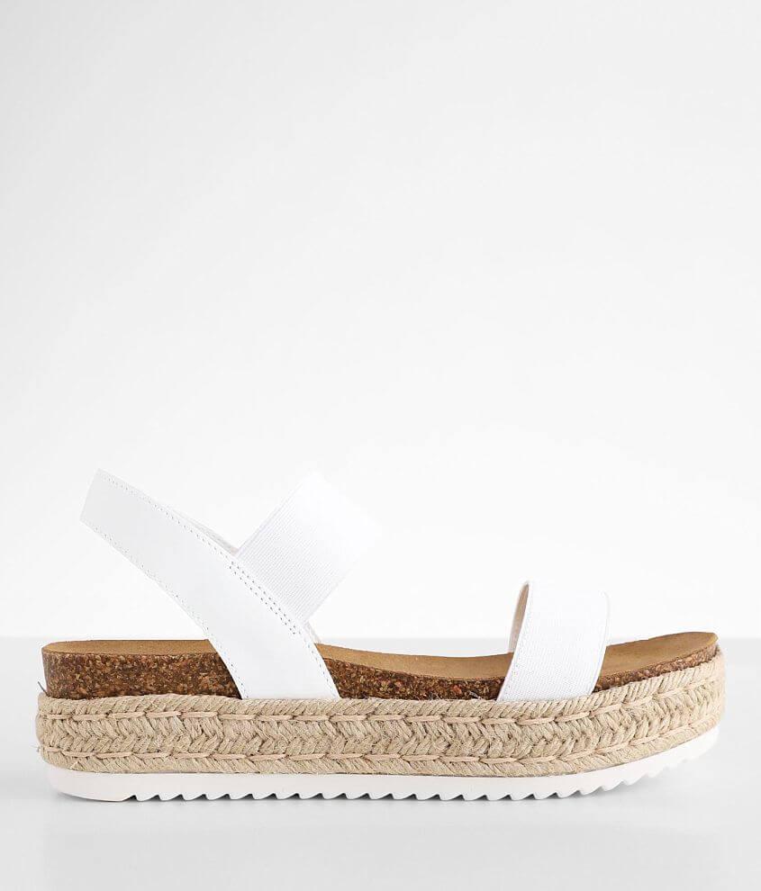 Steve Madden Jaklin Flatform Sandal front view