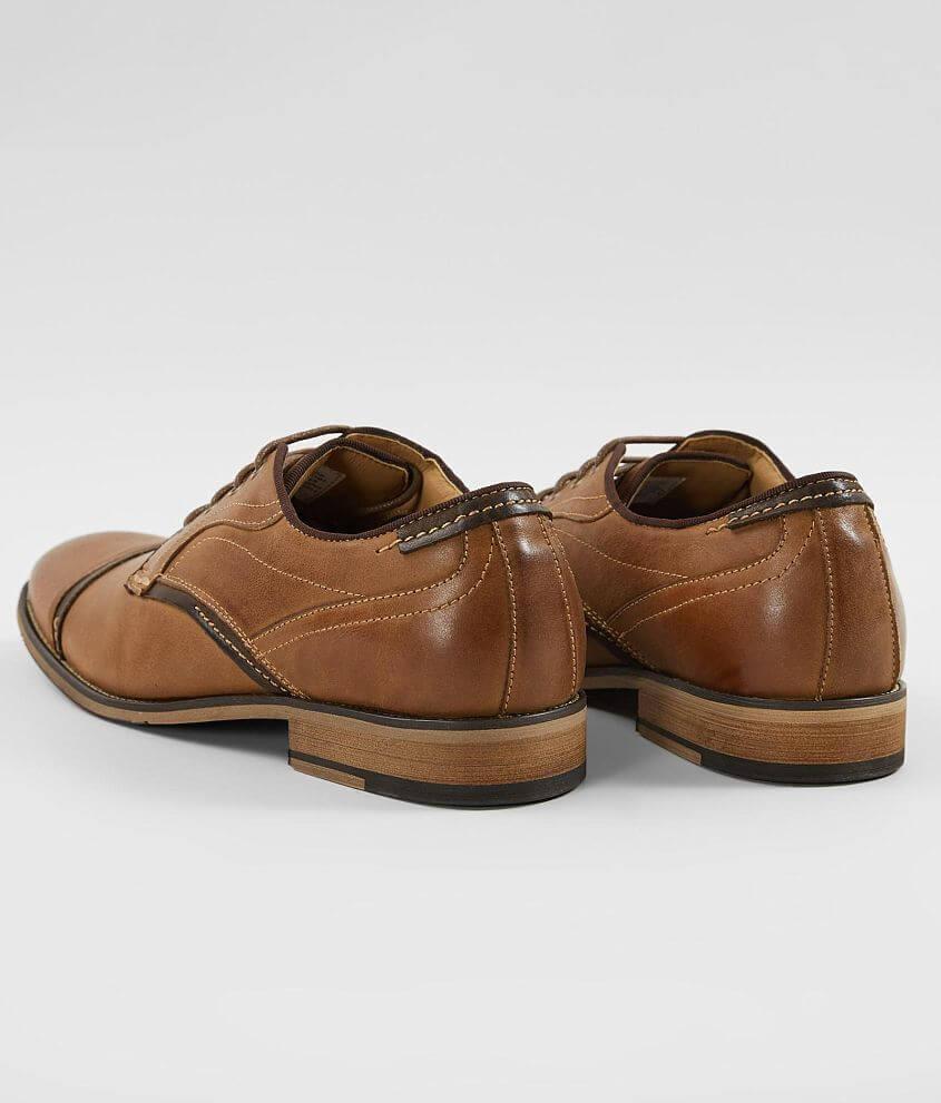 85858244c51 Steve Madden Jenton Leather Shoe - Men s Shoes in Dark Tan