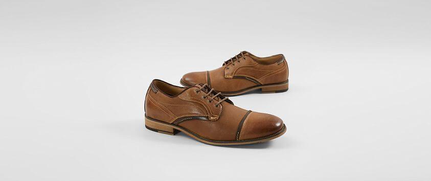 Steve Madden Jenton Leather Shoe front view