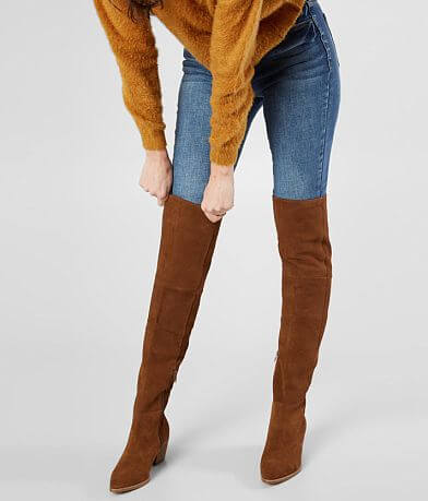 Steve Madden Lucca Tall Leather Boot