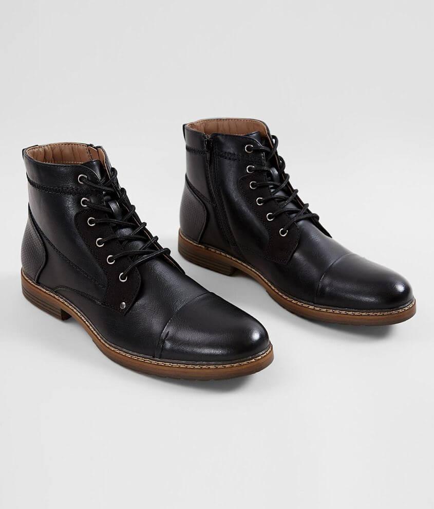 d20f0140ba2 Steve Madden M-Bakkan Boot - Men's Shoes in Black | Buckle