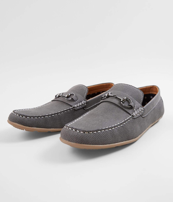 c61de330c23 Steve Madden M-Crant Shoe - Men's Shoes in Grey | Buckle