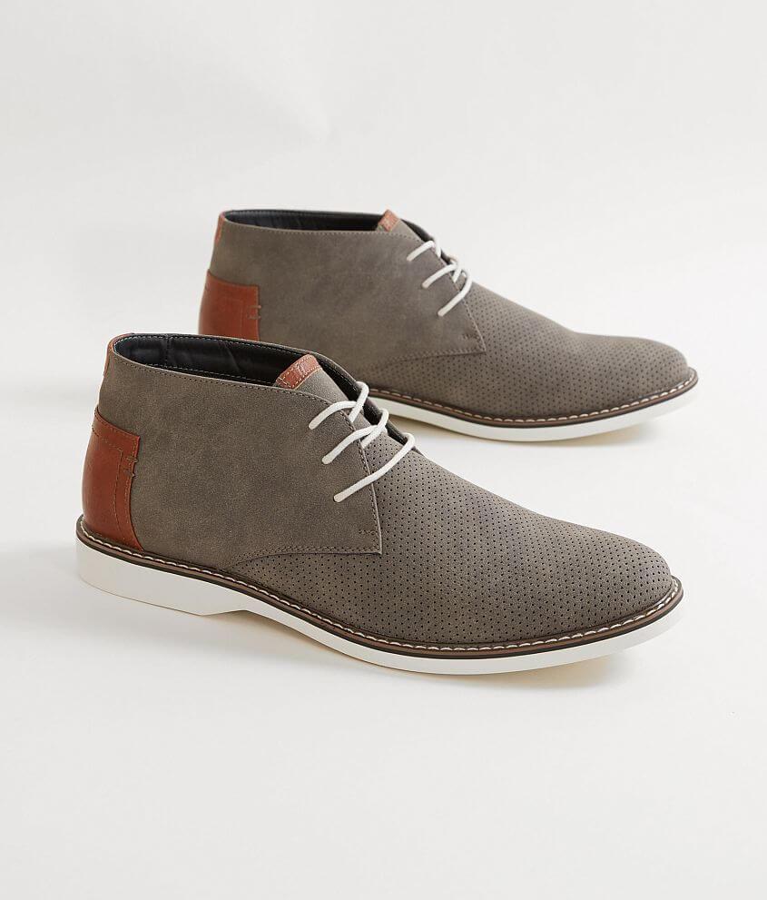 5167d795fb2 Steve Madden M Devlyn Shoe - Men's Shoes in Grey | Buckle