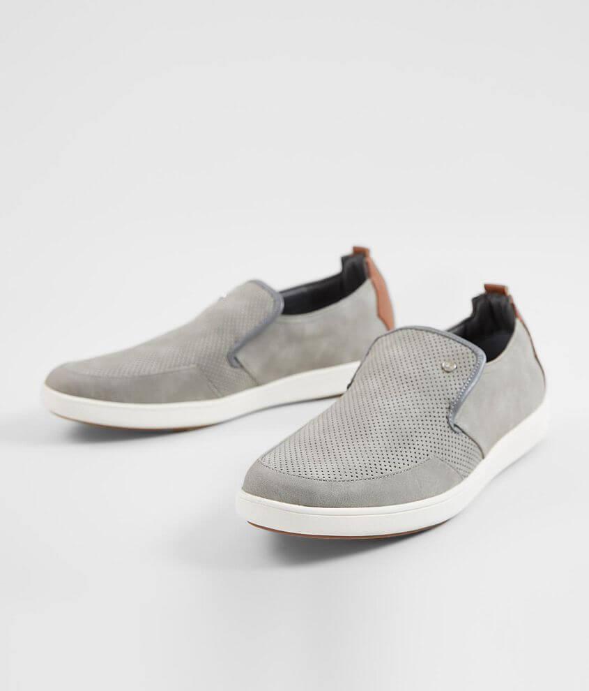 44184111591 Steve Madden M-Frenzzy Shoe - Men's Shoes in Grey | Buckle