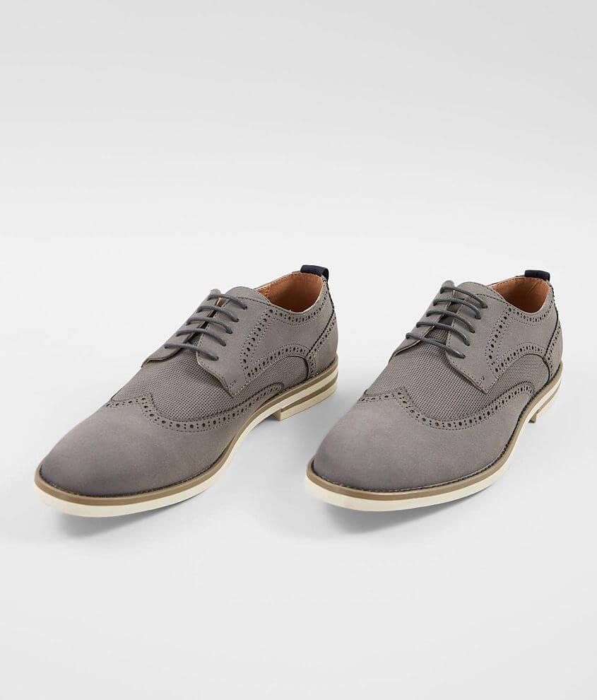 57f963fa706 Steve Madden M-Lanstr Shoe - Men's Shoes in Grey | Buckle