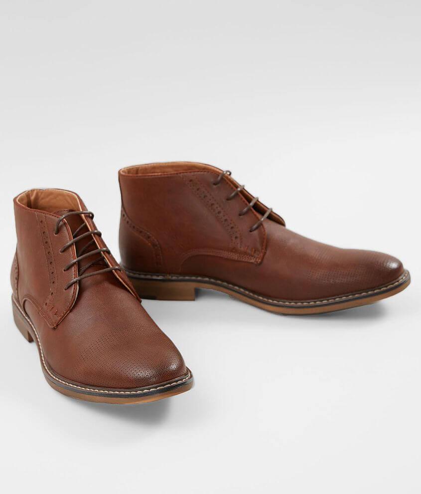 Steve Madden Yelton Shoe Men's Shoes in Cognac | Buckle