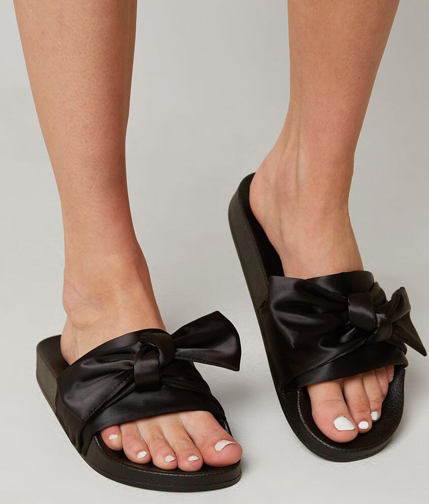 gran inventario nuevo alto artesanía exquisita Steve Madden Silky Sandal - Women's Shoes in Black   Buckle