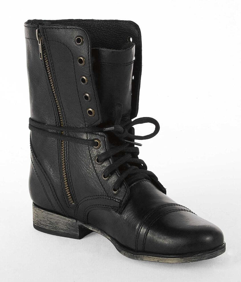 Steve Madden Troopa Boot front view