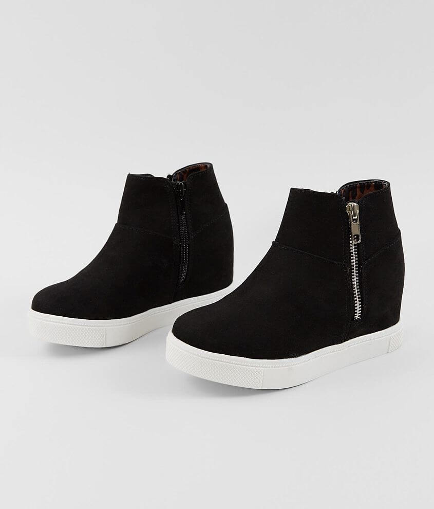 cheap girl black shoes