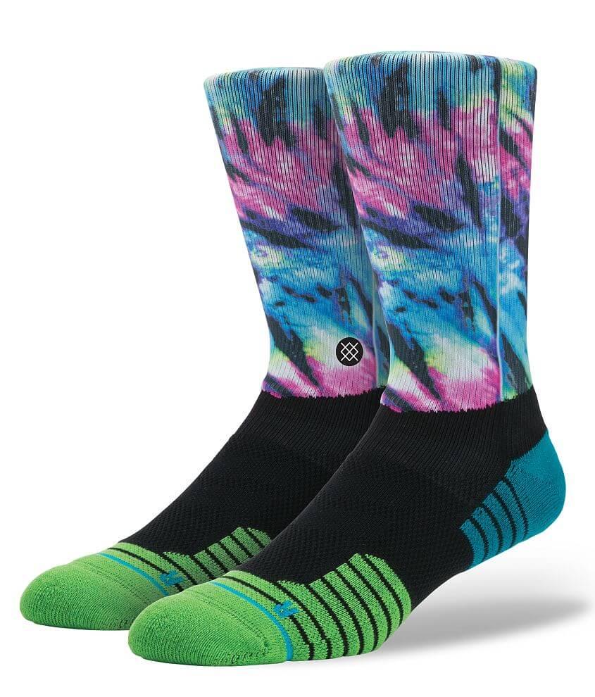 Stance Blueshift Socks front view