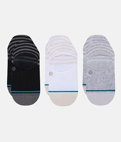 Stance 3 Pack Sensible Super Invisible Socks