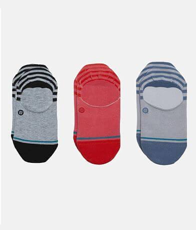 Stance 3 Pack Sensible No Show Socks