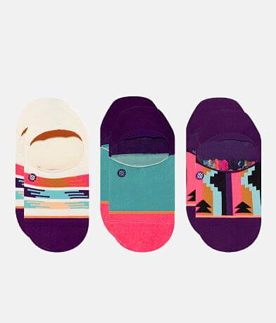 Stance Haze Super Invisible 3 Pack Socks