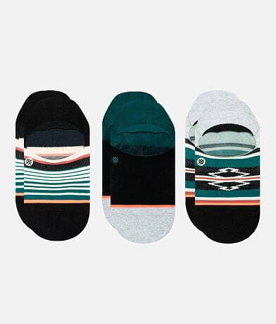 Stance Savannah Super Invisible 3 Pack Socks