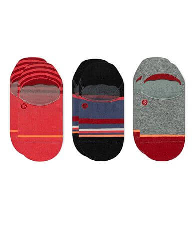 Stance Abigail Super Invisible 3 Pack Socks