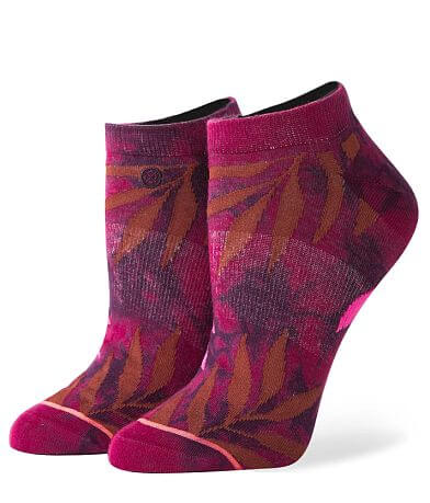 Stance Acid Jungle Leaf Socks