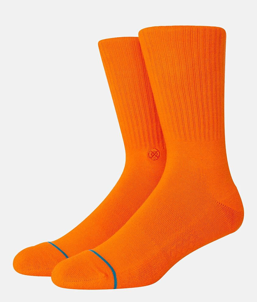Stance Icon Socks front view