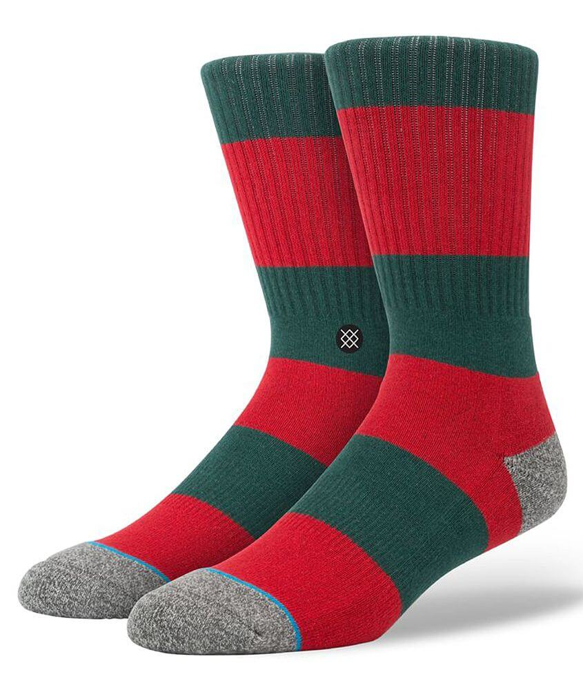 Stance Kringle Socks front view