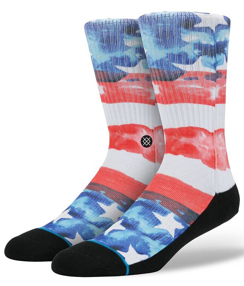 Stance USA Socks front view