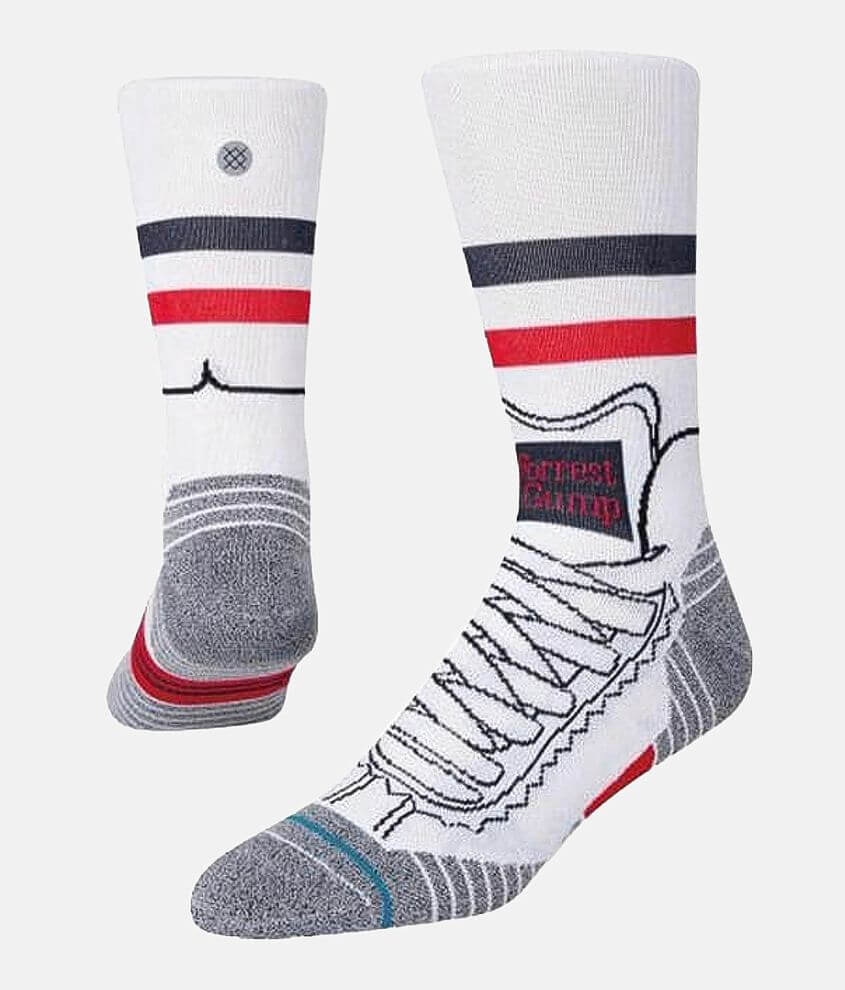 Stance Run INFIKNIT™ Socks front view