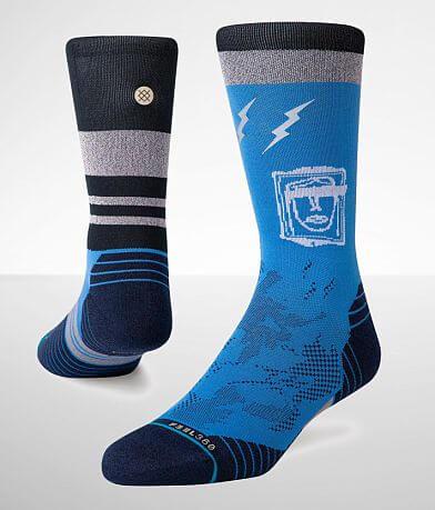 Stance Shatter Run INFIKNIT™ Socks