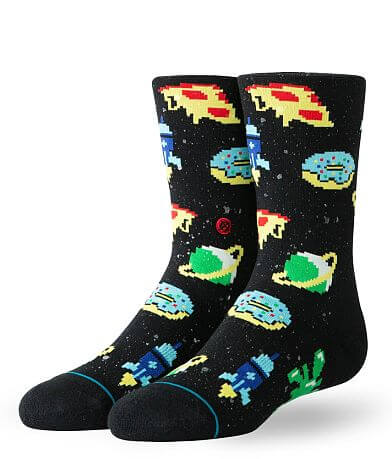 Boys - Stance Astronaut Food Socks