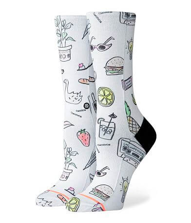 Stance Shopping List Socks