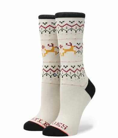 Stance Mistle Toes Socks