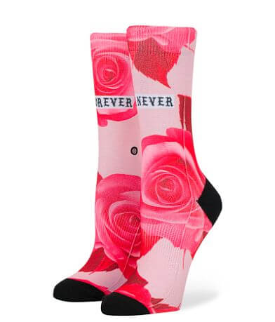 Stance Dedication Floral Socks