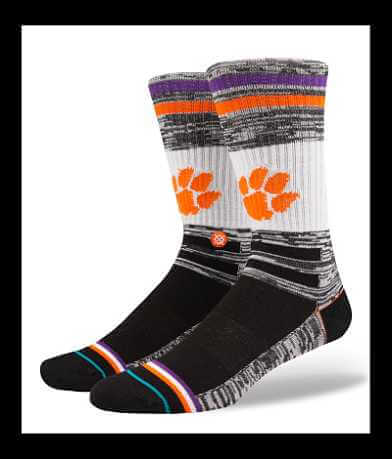 Stance Clemson University Tigers Socks