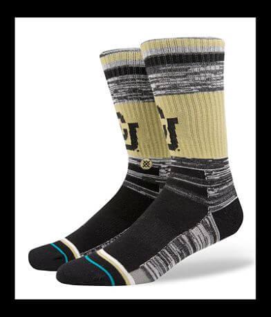 Stance Univeristy of Colorado Buffaloes Socks