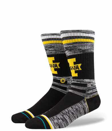 Stance University of Iowa Hawkeyes Socks