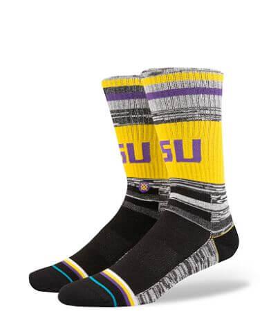 Stance Lousiana State Tigers Socks