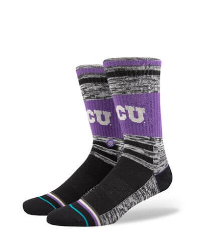 Stance Texas Christian Horned Frogs Socks