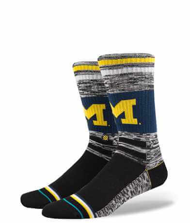 Stance Michigan Wolverines Socks