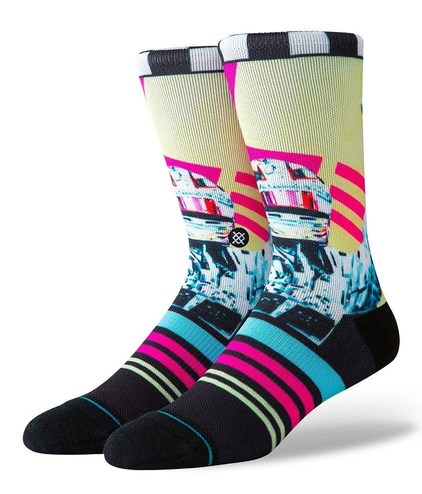Boys - Stance Global Player Socks front view